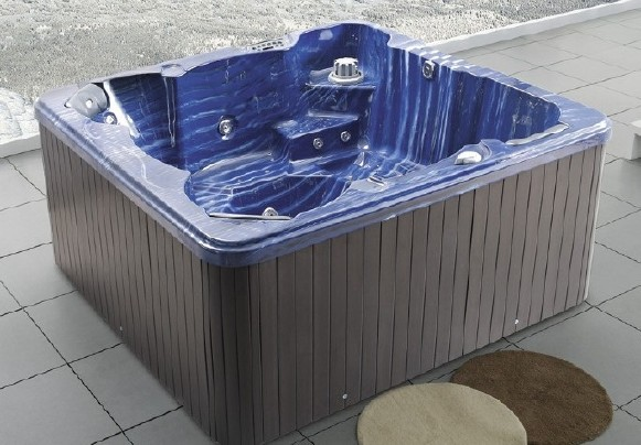 The type of hot tubs for Types of hot tubs